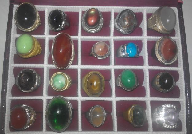 Koleksi Batu Akik